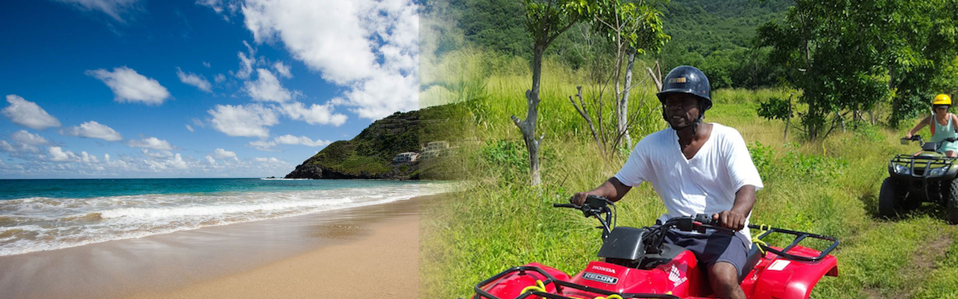 ATV & Beach Tour